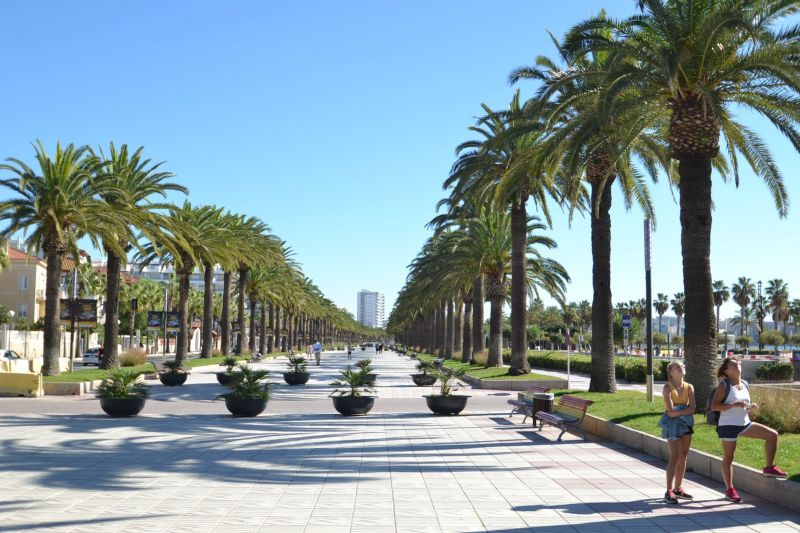 Beach Location Apartment 93569 Salou