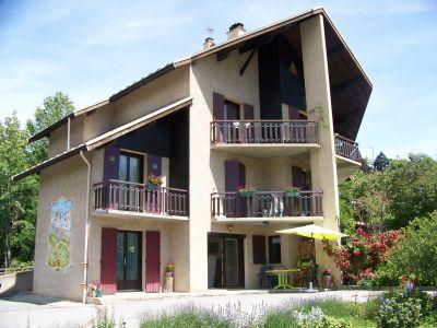 Terrace Location Apartment 93998 Briançon