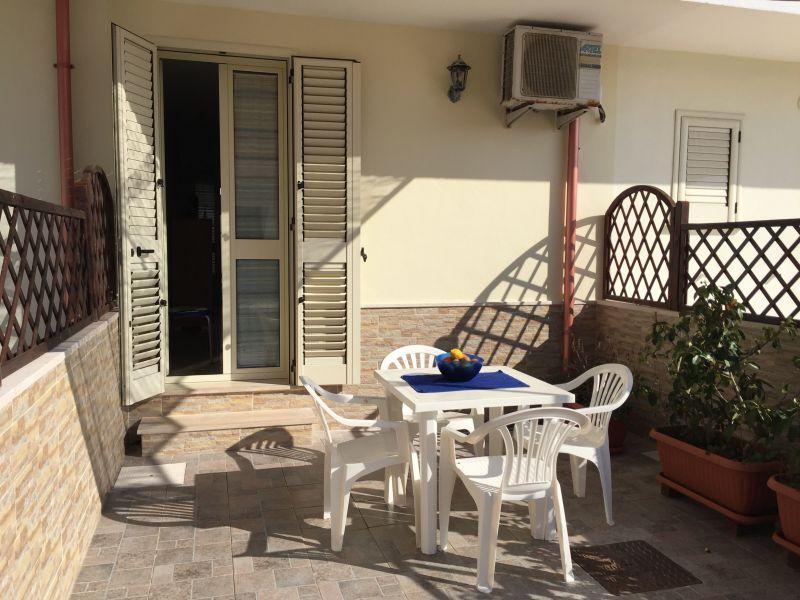 Veranda Location Apartment 97977 Ugento - Torre San Giovanni