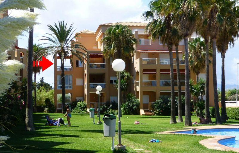 Location Apartment 101883 Denia