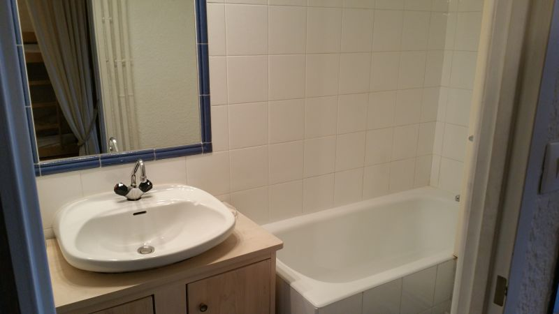 bathroom Location Studio apartment 107074 Les 2 Alpes