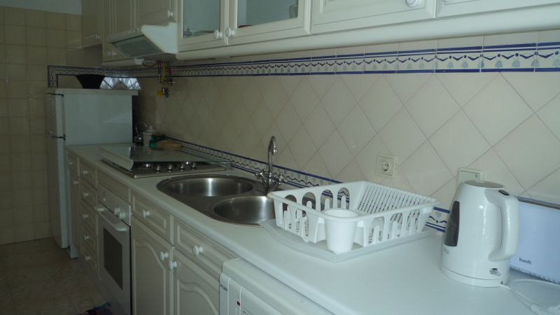 Summer kitchen Location Apartment 108440 Costa de Caparica