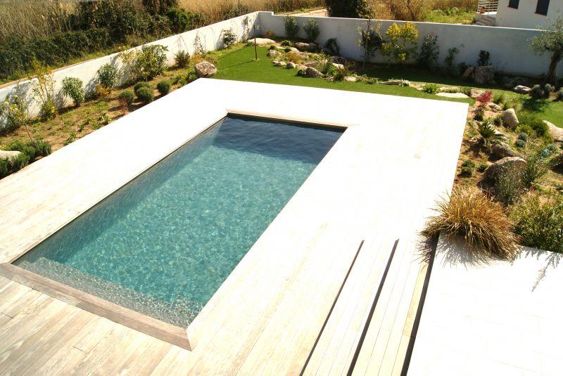Swimming pool Location Villa 112600 Ste Lucie de Porto Vecchio