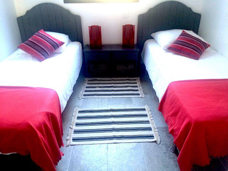 bedroom 6 Location Villa 112600 Ste Lucie de Porto Vecchio