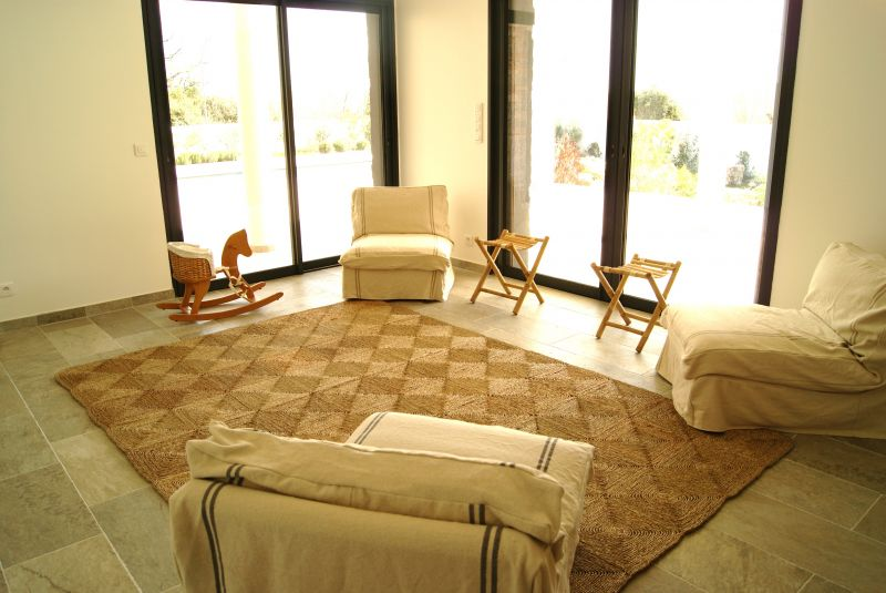 Living room 2 Location Villa 112600 Ste Lucie de Porto Vecchio