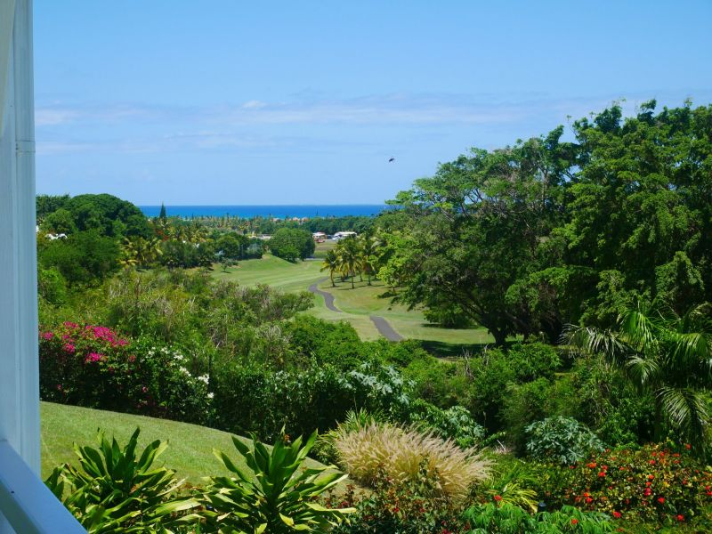 View from the property Location Villa 116772 Saint Francois