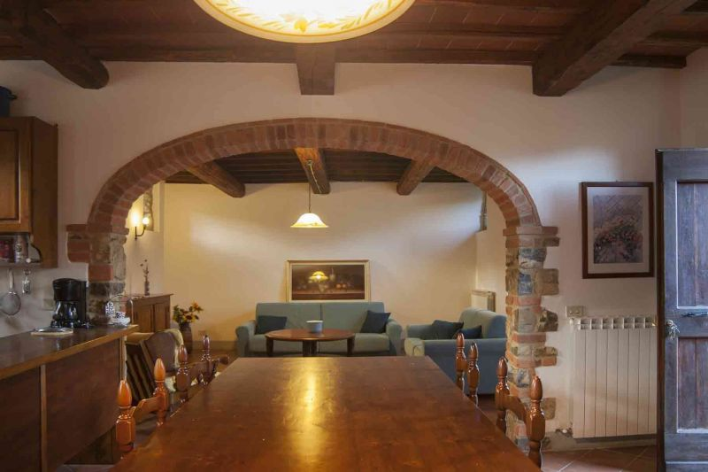 Dining room 1 Location House 117228 Arezzo