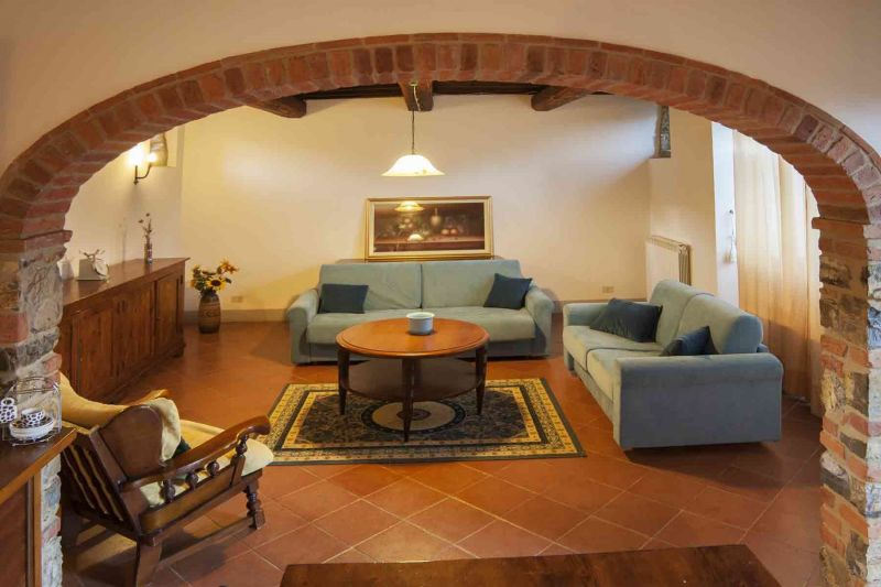 Sitting room 1 Location House 117228 Arezzo
