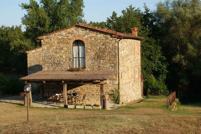 Outside view Location House 117228 Arezzo