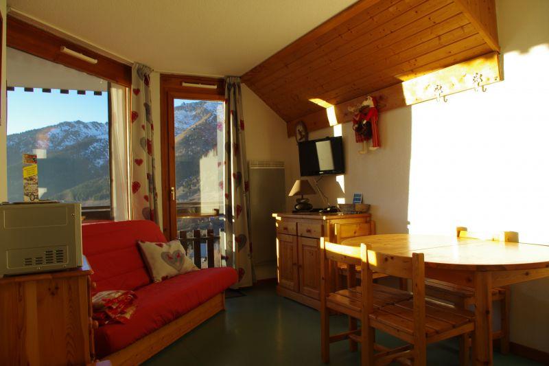 Living room Location Apartment 64015 Saint François Longchamp