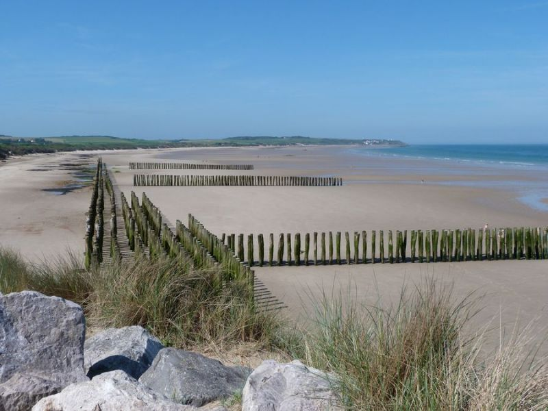 Beach Location Self-catering property 83199 Sangatte/Blériot-Plage