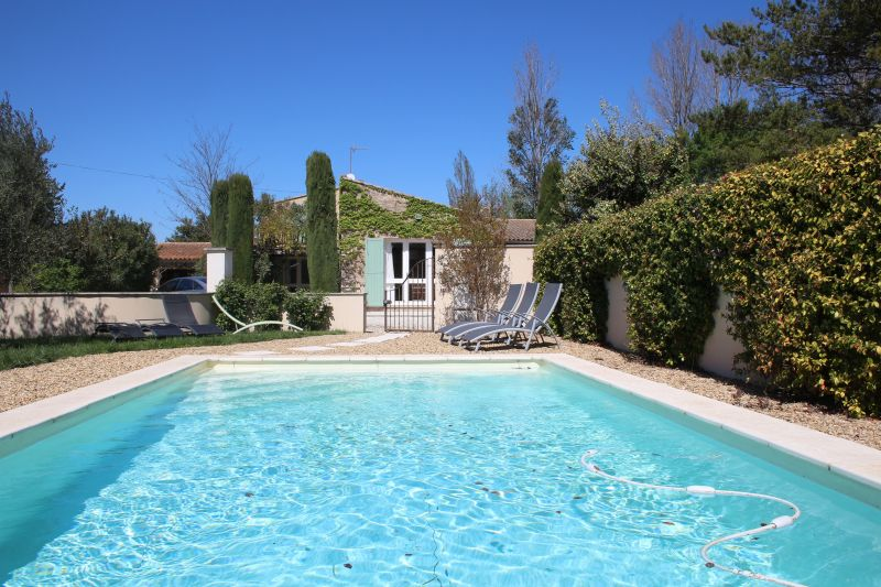 Swimming pool Location Self-catering property 92429 Isle sur la Sorgue