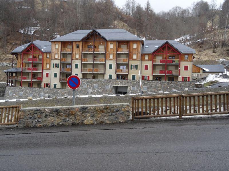 Outside view Location Apartment 94988 Barèges