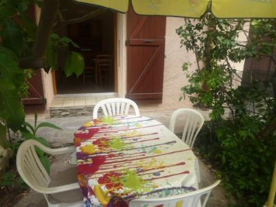 Garden Location Flat 96764 Collioure