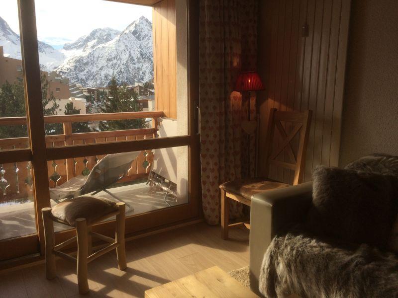 Sitting room Location Apartment 101179 Les 2 Alpes