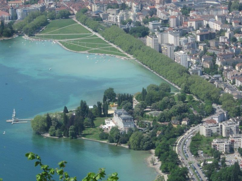 Surroundings Location Apartment 106034 Annecy