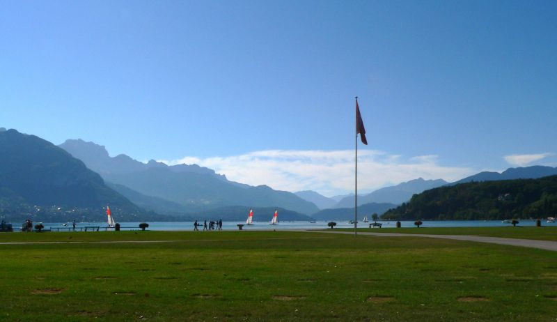 View from the property Location Apartment 106034 Annecy