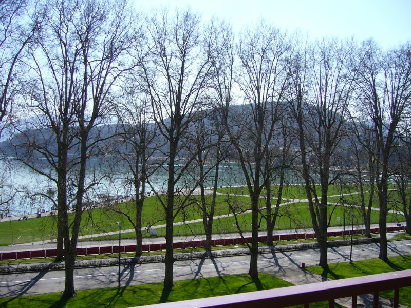 View from the balcony Location Apartment 106034 Annecy