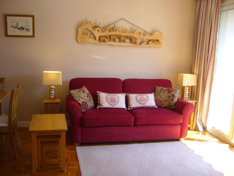 Sitting room Location Apartment 106034 Annecy