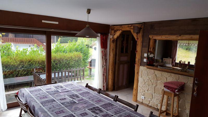 Dining room Location Chalet 106881 La Bresse Hohneck
