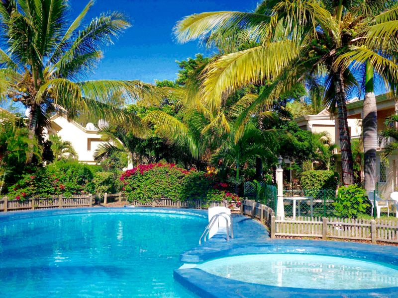 Swimming pool Location House 111668 Flic-en-Flac