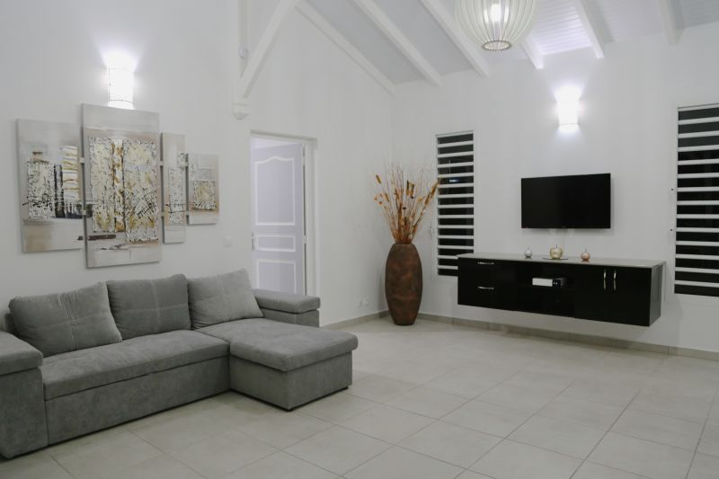 Living room Location Villa 112831 Saint Francois