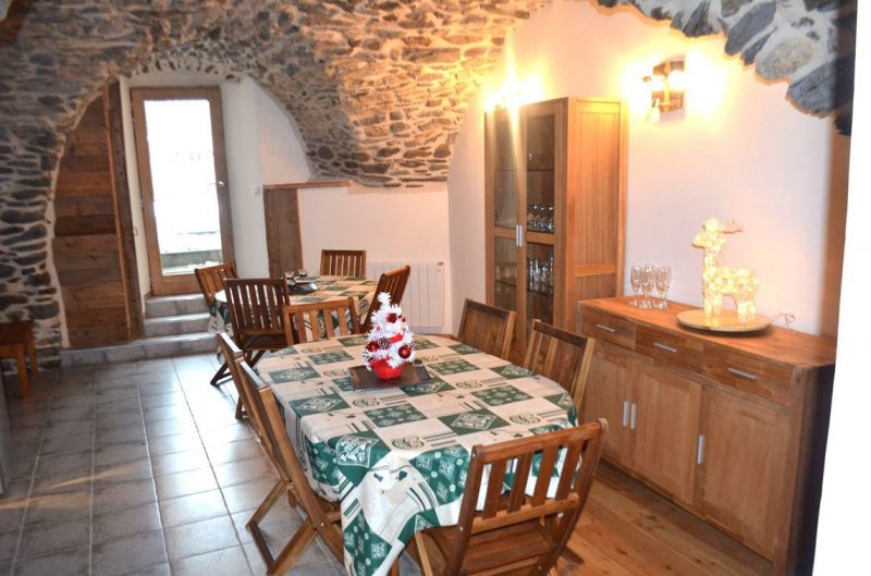 Dining room Location Self-catering property 116674 Aussois