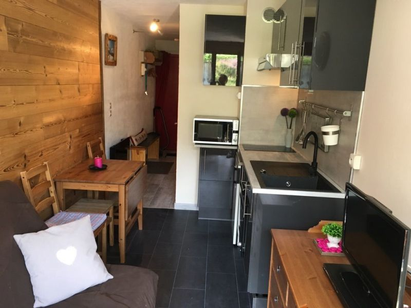 Kitchenette Location Studio apartment 116682 Les Menuires