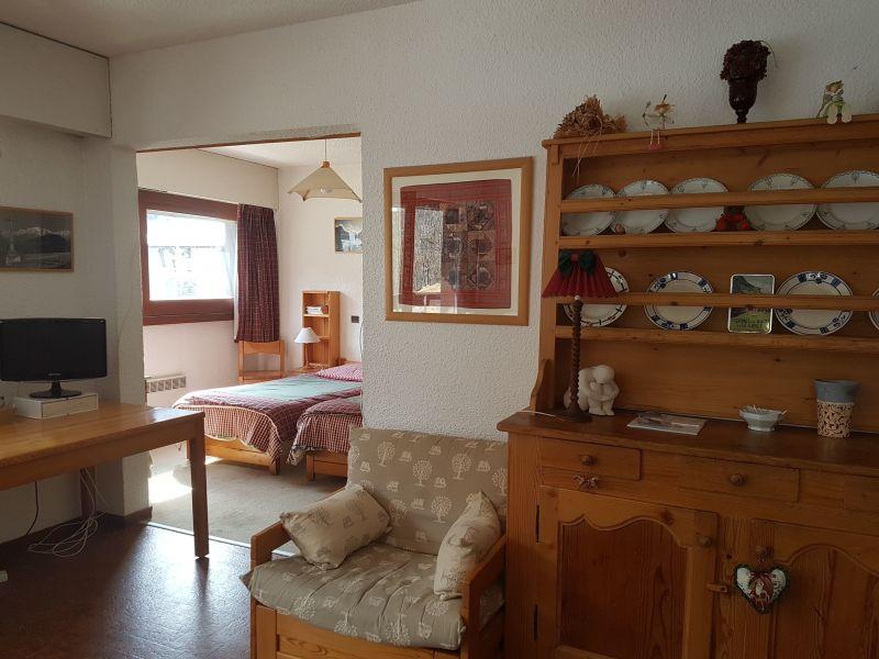 Living room Location Apartment 117203 Les Contamines Montjoie