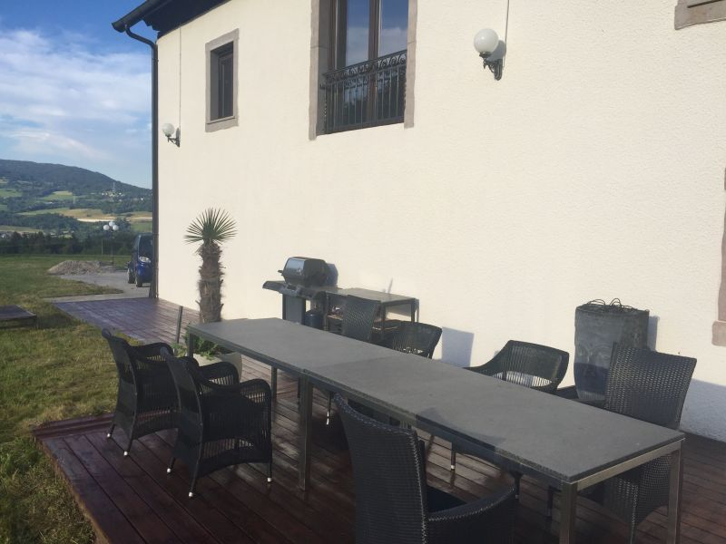 View from terrace Location Villa 117375 Annecy