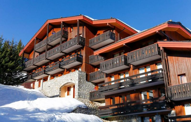 Outside view Location Apartment 68771 Courchevel