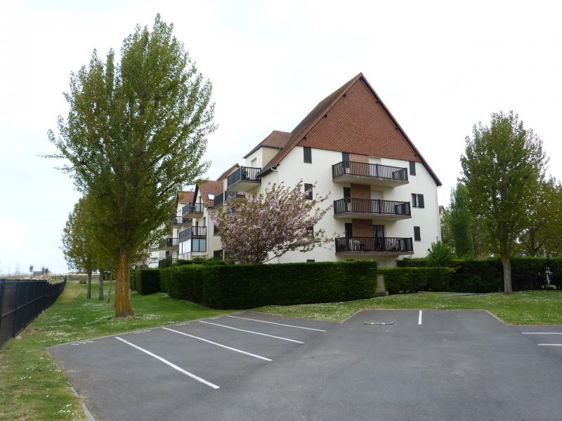 Outside view Location Apartment 69525 Cabourg