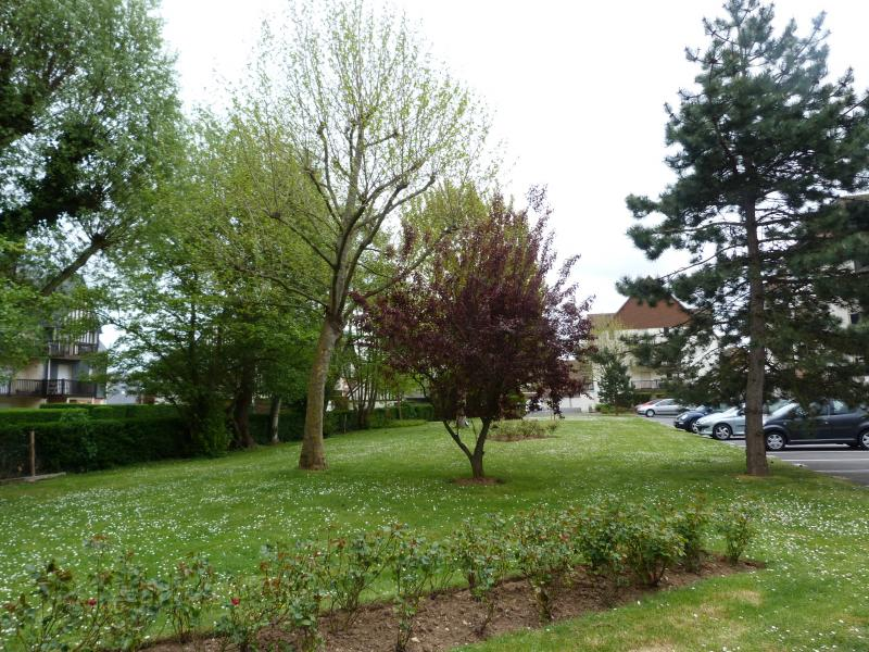 Garden Location Apartment 69525 Cabourg