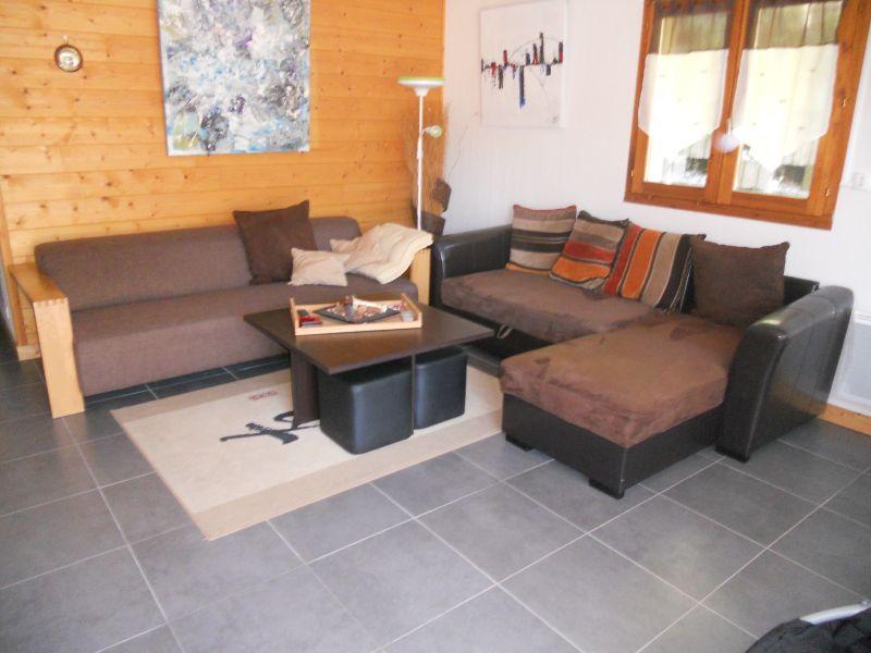 Living room Location Apartment 72684 Vaujany