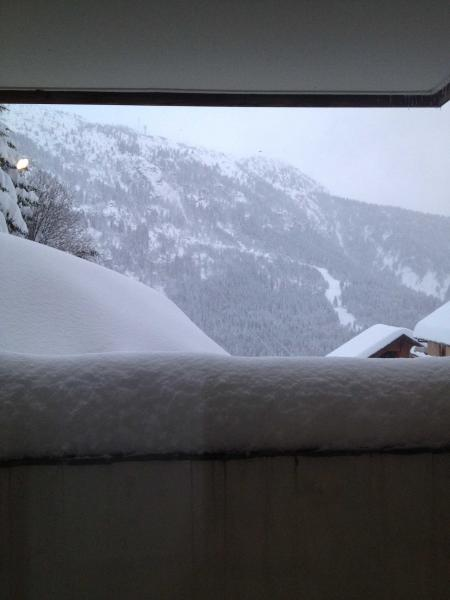 View from terrace Location Apartment 72684 Vaujany