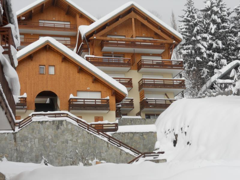 Outside view Location Apartment 72684 Vaujany