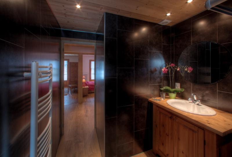 bathroom Location Apartment 72766 La Clusaz