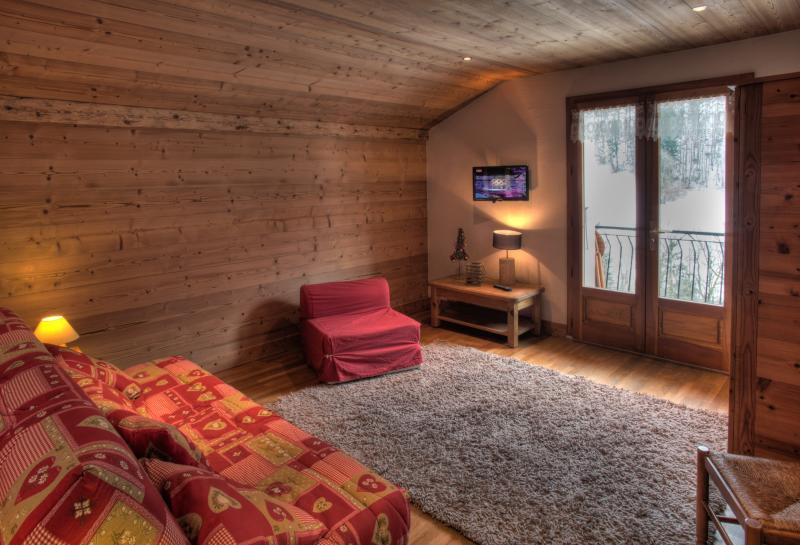 bedroom 1 Location Apartment 72766 La Clusaz