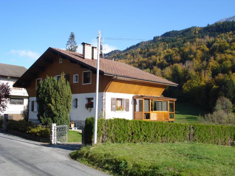 Outside view Location Apartment 72766 La Clusaz
