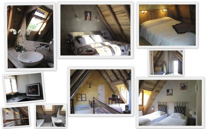 Property map Location Self-catering property 83058 La Mongie