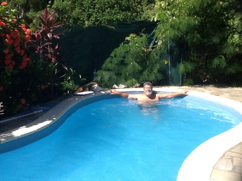 Swimming pool Location Villa 88363 Sainte Anne (Martinique)