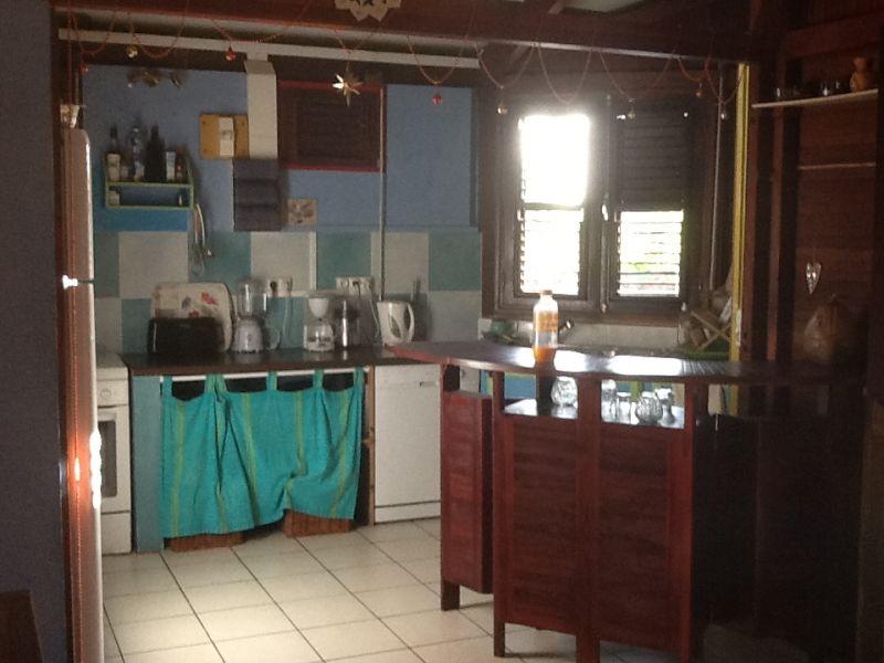 Kitchenette Location Villa 88363 Sainte Anne (Martinique)