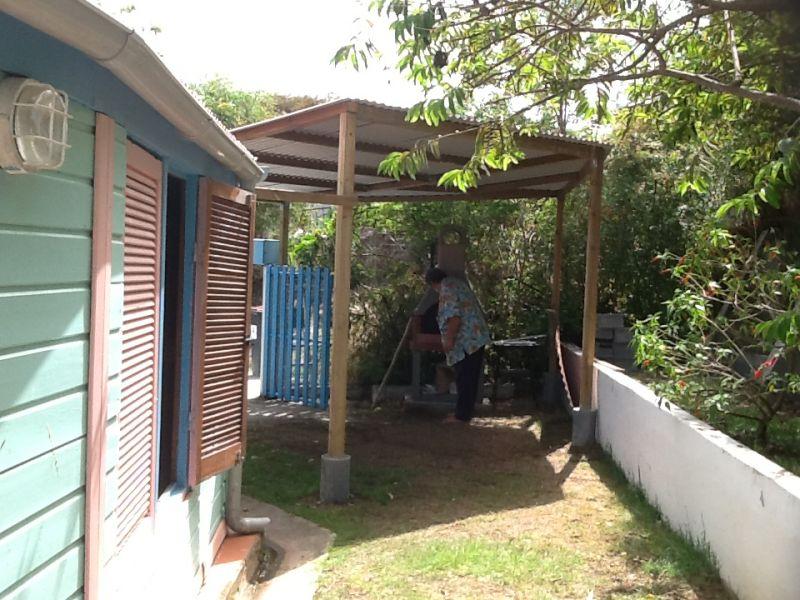 Garden Location Villa 88363 Sainte Anne (Martinique)