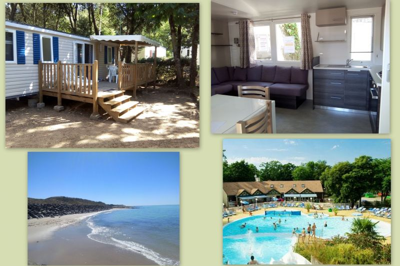 Location Mobile home 95642 Saint Brevin les Pins