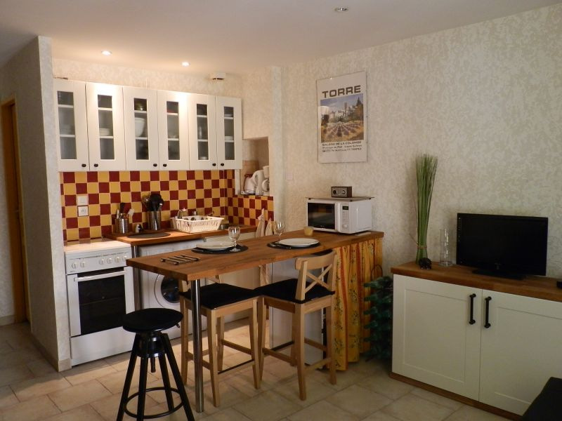 Kitchenette Location Self-catering property 101478 Vidauban