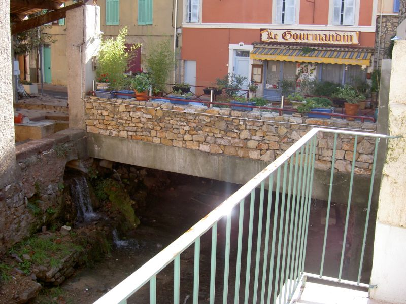 View from the property Location Self-catering property 101478 Vidauban