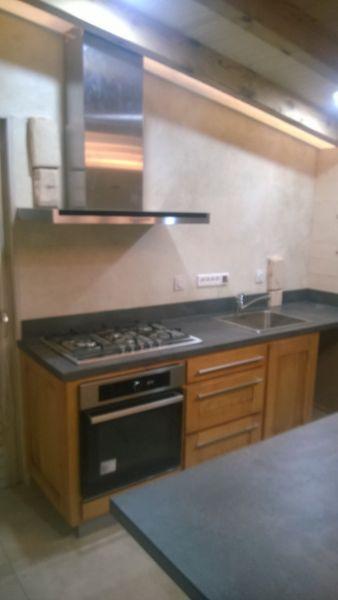 Kitchenette Location Apartment 102046 Bellevaux Hirmentaz La Chèvrerie