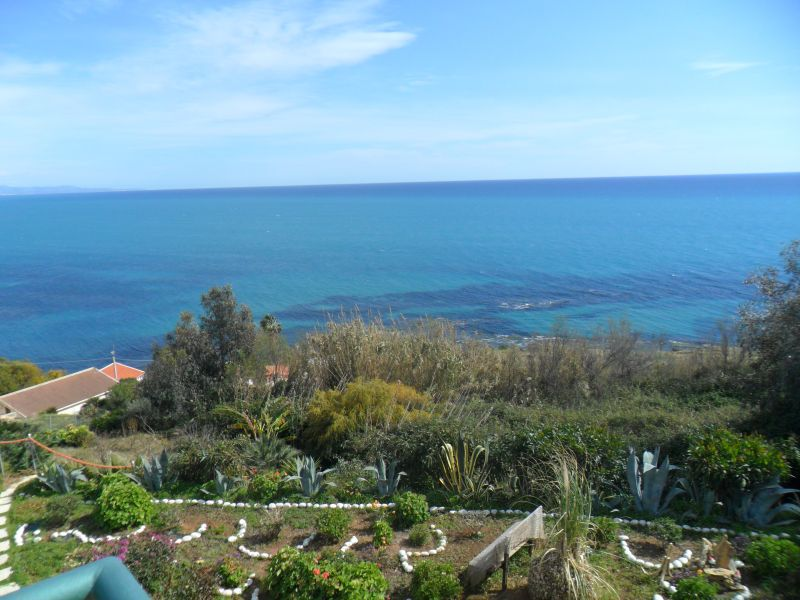 View from terrace Location Apartment 103741 Sciacca