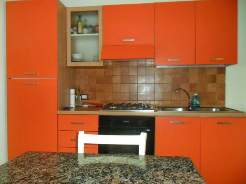 Open-plan kitchen Location Apartment 103741 Sciacca