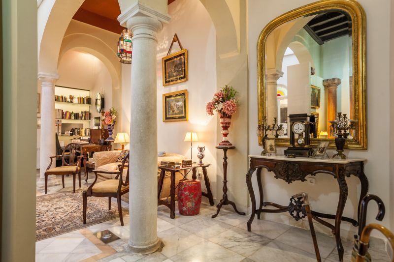 Sitting room Location Apartment 106199 Seville